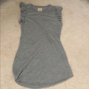EUC Chaser t-shirt dress size L